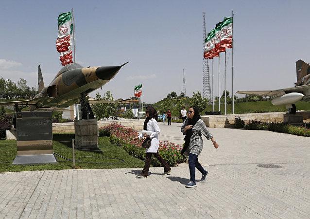 被伊朗軍方擊落的美國無人機執行的是挑釁行動