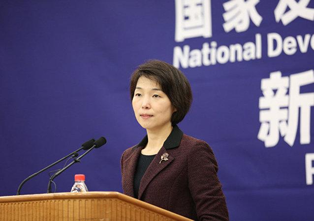 中國發改委官方發言人孟瑋