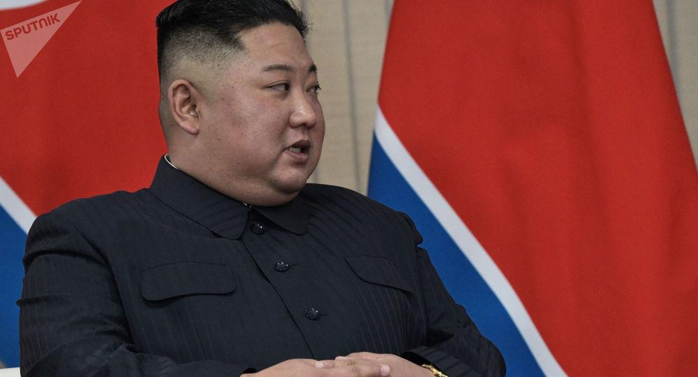 朝鲜领导人金正恩致电祝贺叙利亚总统54岁生日
