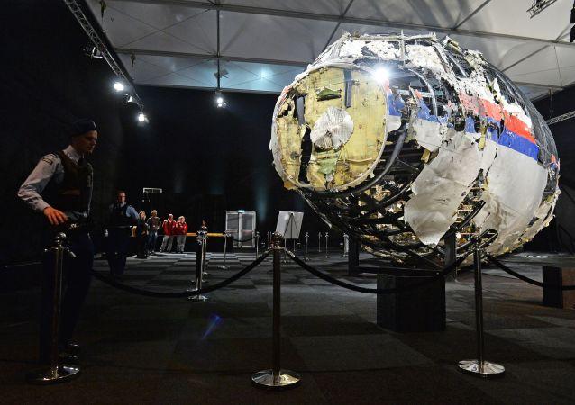 马来西亚外交部:希望能拿出MH17空难的具体证据
