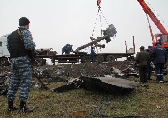 普京:沒有證據表明俄羅斯參與製造馬航MH17空難
