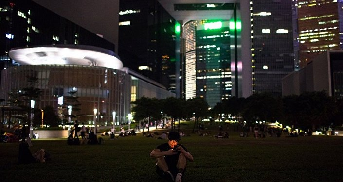 中國外交部駐香港公署:堅決反對外部勢力插手香港事務
