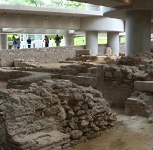 雅典衛城博物館向公眾開放古代街區遺跡