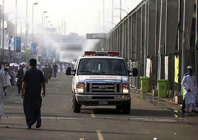 沙特救护车