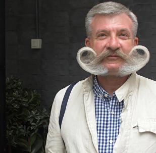 法國鬍子選美大賽