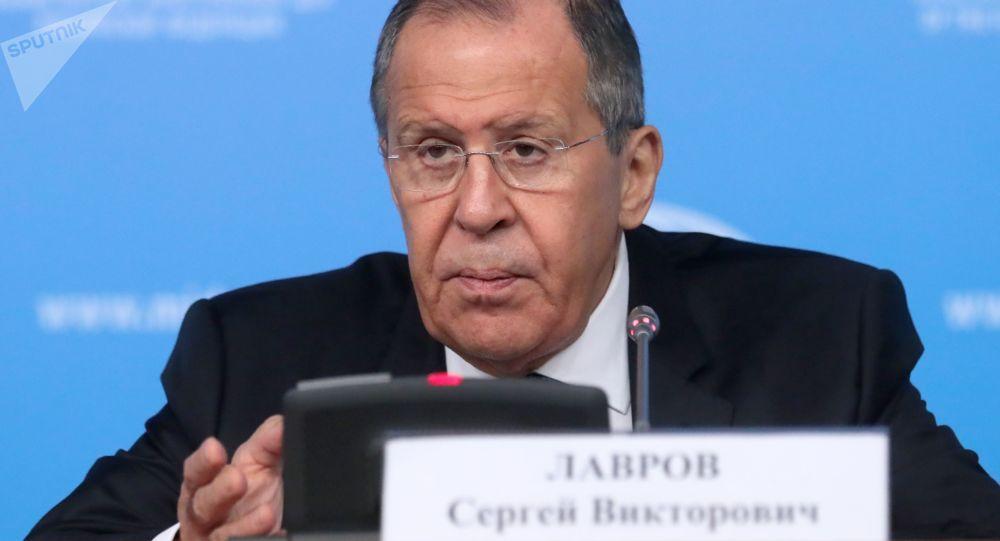 俄外長:俄羅斯為保住《中導條約》已竭盡全力