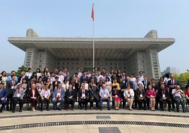 """中俄""""未来的教育、教育的未来""""论坛"""