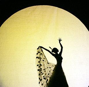 中國著名舞蹈家楊麗萍將在莫斯科當代舞蹈藝術節開幕式上表演