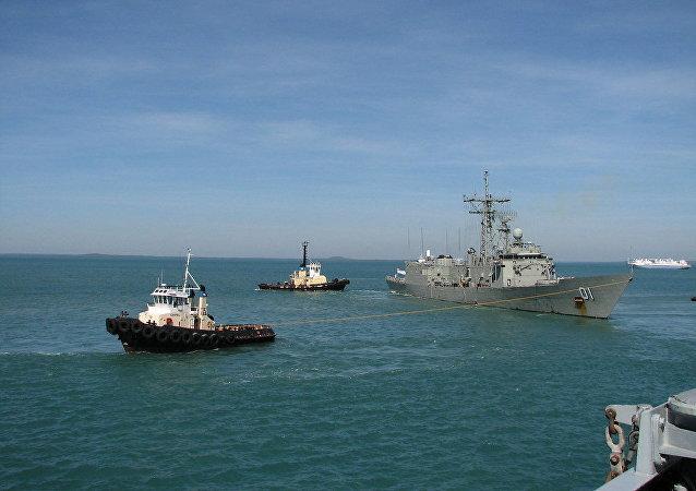 达尔文港(资料图片)