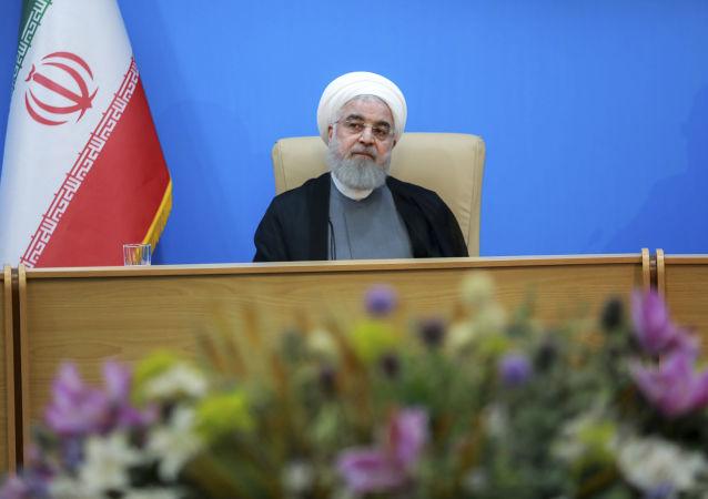 伊朗总统:伊朗在任何情况下都不会就核协议重新进行谈判