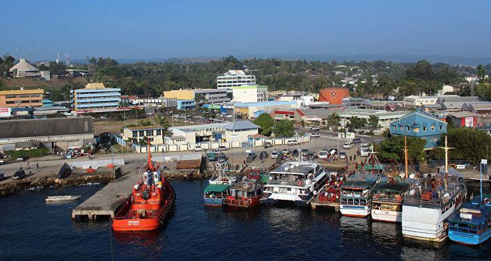 所罗门群岛正准备与中国大陆建立外交关系?