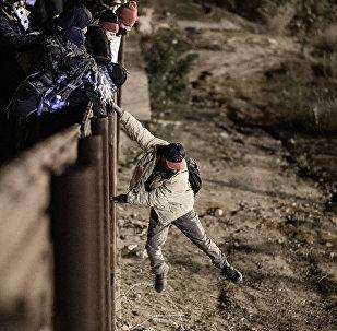 美墨邊界(資料圖片)