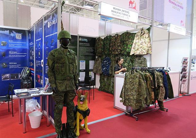 中國公司擬向俄羅斯出口自產防彈產品