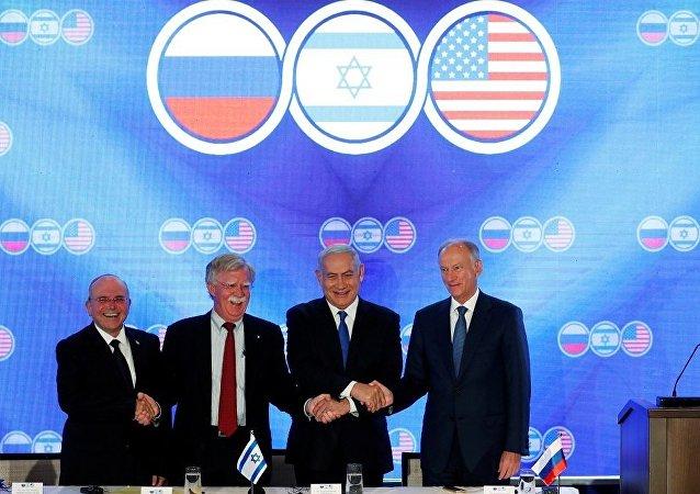 俄外交部:俄美以安全会议秘书会晤为普京与特朗普会谈奠定基础