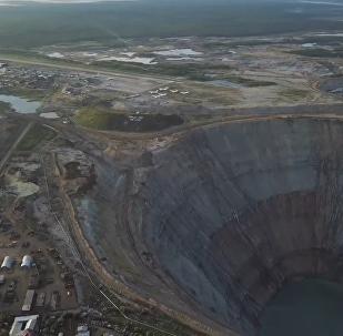 世界上最大的鑽石礦