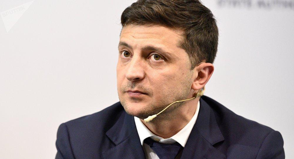 澤連斯基向普京發出呼籲  希望俄方釋放烏克蘭海員