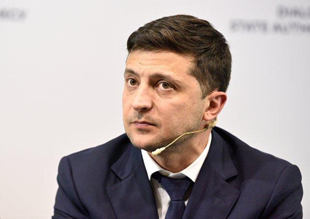 烏克蘭總統:願意把維辛斯基交換先佐夫作為雙方表達善意的第一步