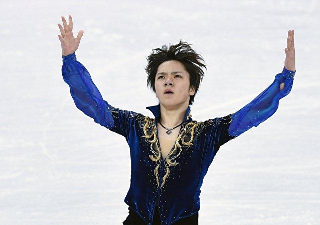 日本花樣滑冰運動員宇野昌磨