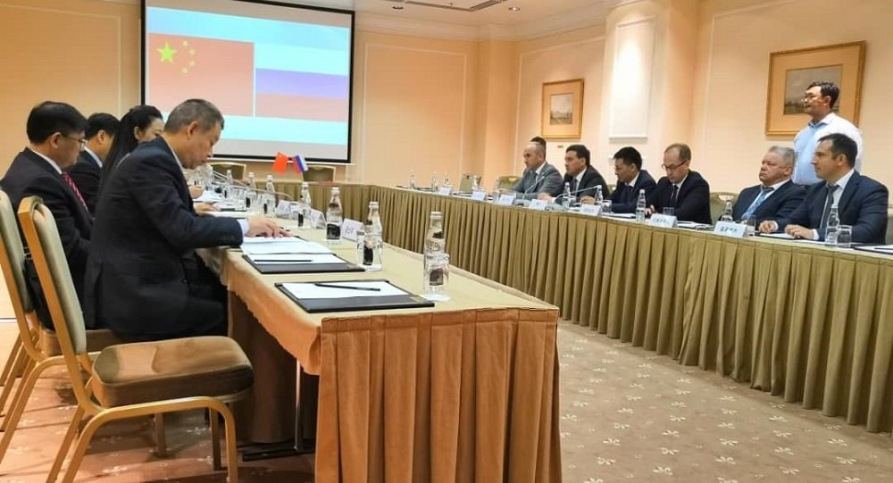 俄楚瓦什政府與四川鐵投集團簽署農工綜合體建設相關協議