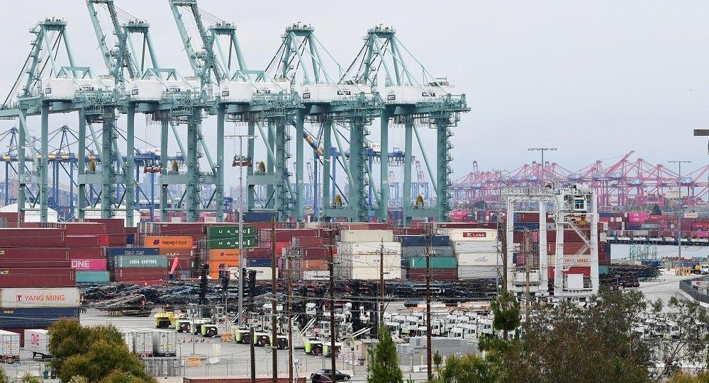 上半年中國對美貿易總額為1.75萬億元 同比下降9%