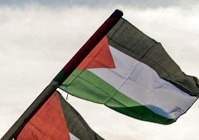 巴勒斯坦国旗