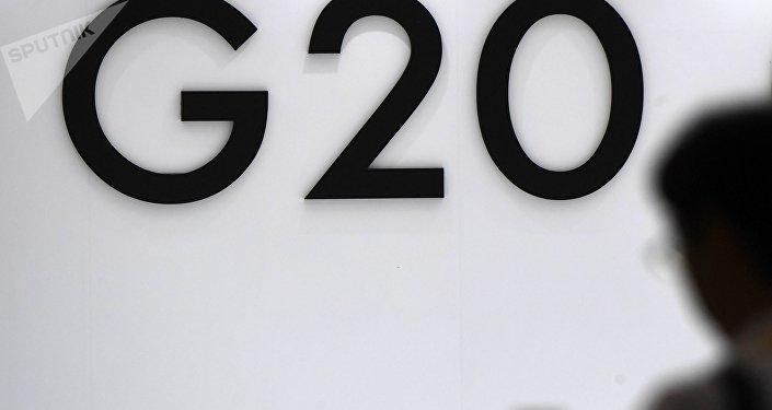 G20峰会在大阪正式启动