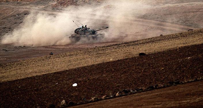 土耳其军方轰炸叙军在伊德利卜阵地