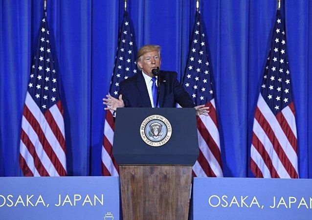 特朗普称与普京进行了精彩讨论 俄希望与美国开展贸易
