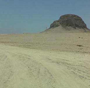 辛努塞尔特二世金字塔正式向游客开放