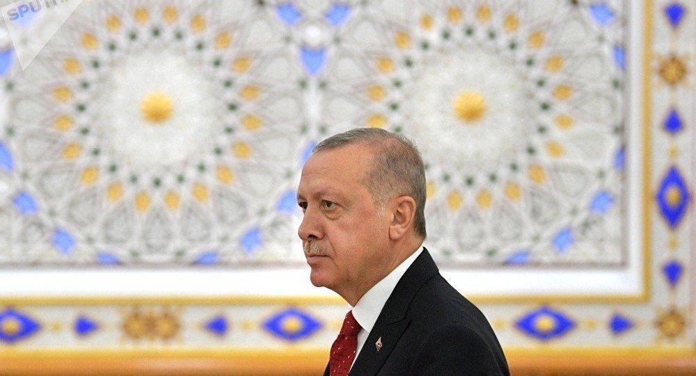 土耳其总统为争投资和游客前往中国