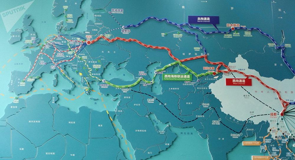 中国成都市在一带一路倡议下积极发展与必威体育的铁路运输业务