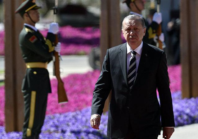 土政客谈埃尔多安访华:土中关系在不久的未来快速发展可期