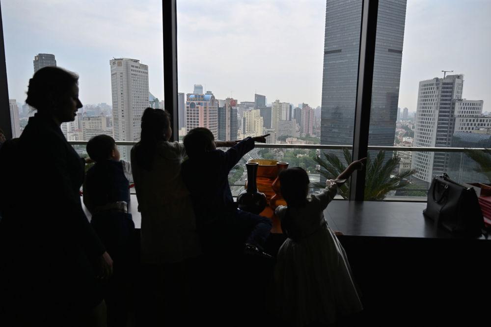 上海礼仪课