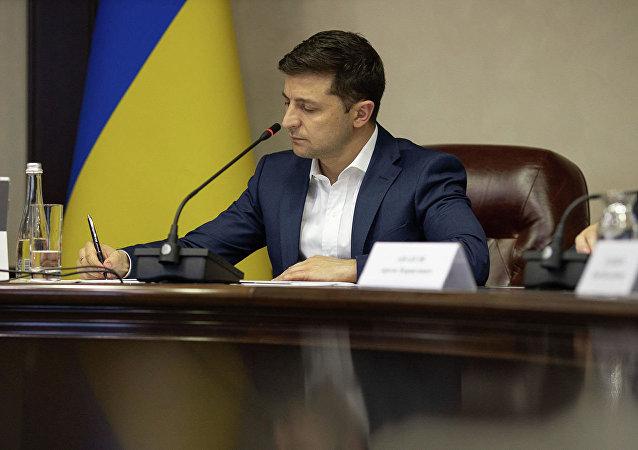 泽连斯基宣称要使乌克兰博彩业合法化