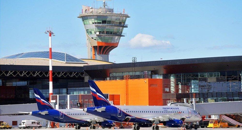 捷克交通部表示,捷克政府允许恢复俄罗斯航空公司航班至7月7日