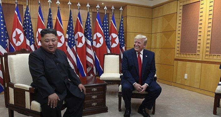 美朝领导人第三次会晤是回应民心所盼之举 期待更多好消息