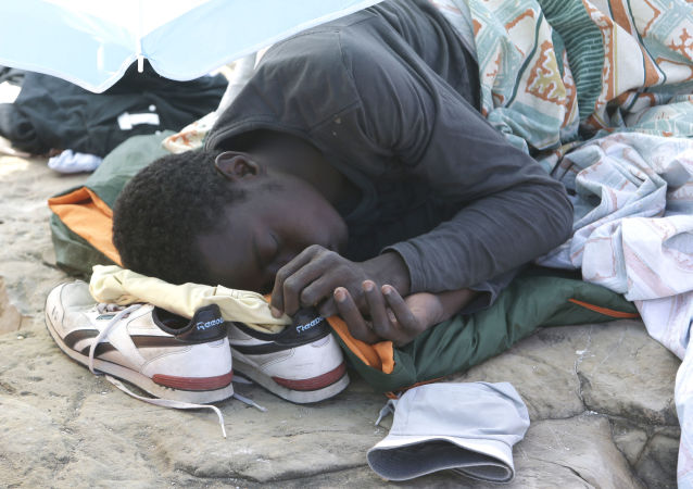 联合国:今年每45名试图横渡地中海的移民中就有1人溺亡