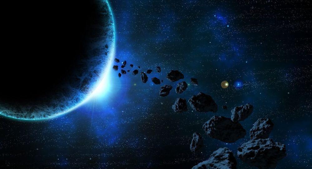 科学家在原始陨石中发现复合糖