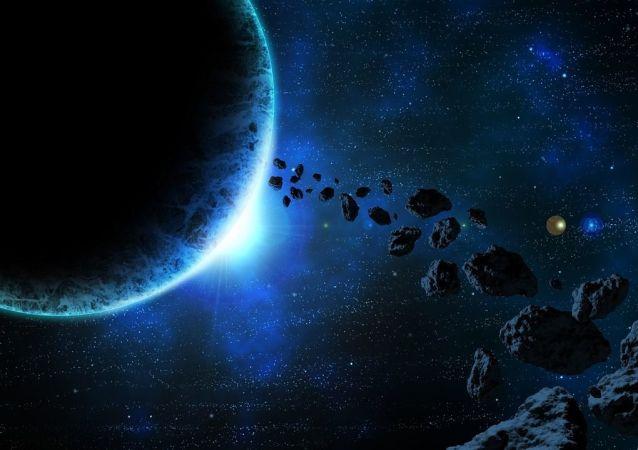 比莫斯科电视塔更高的小行星将飞向地球