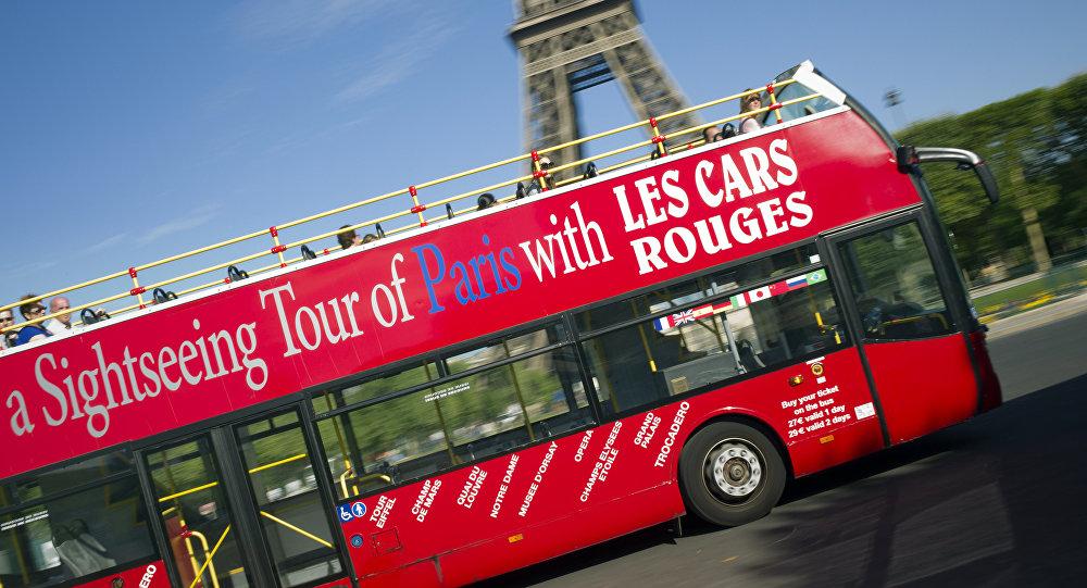 巴黎旅游大巴将消失