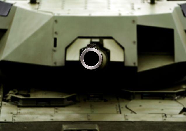 "T-14""阿尔玛塔""坦克"