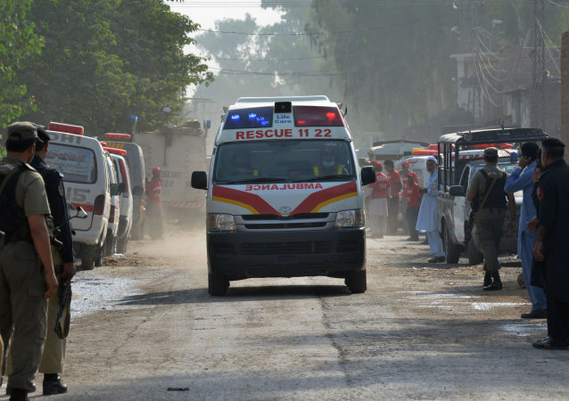 巴基斯坦救護車(俄羅斯)