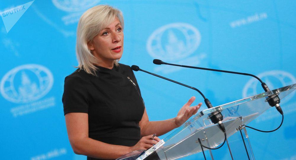 俄外交部认为英国拒绝俄媒参加全球新闻自由会议是一种宣传攻击