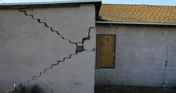 美國洛杉磯附近發生7.1級地震