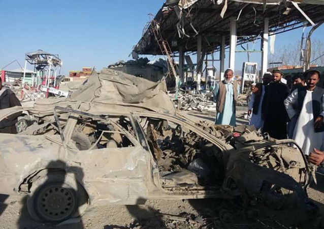 阿富汗加茲尼發生爆炸
