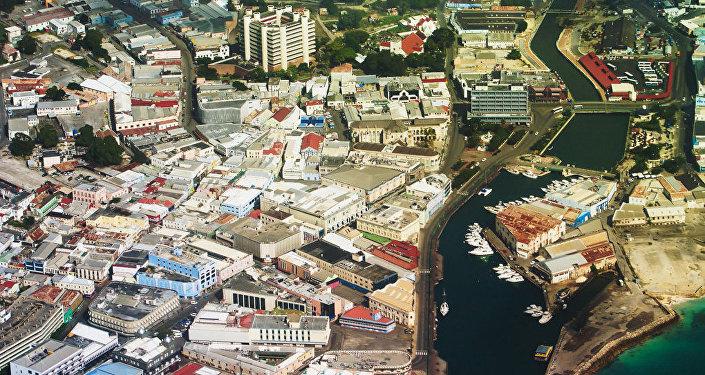 巴巴多斯首都布里奇頓