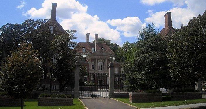 英國駐美國大使官邸