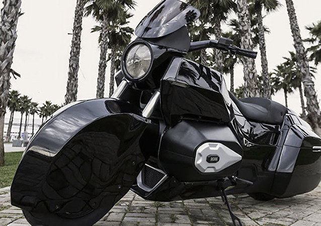 Aurus摩托车