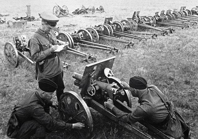 俄专家:1939年签署的苏德条约使苏联免于与日本交战