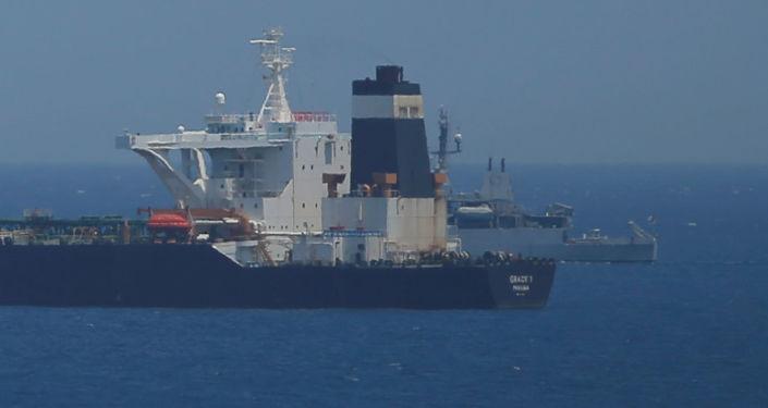 伊朗總統警告英國扣押伊朗油輪會釀成後果